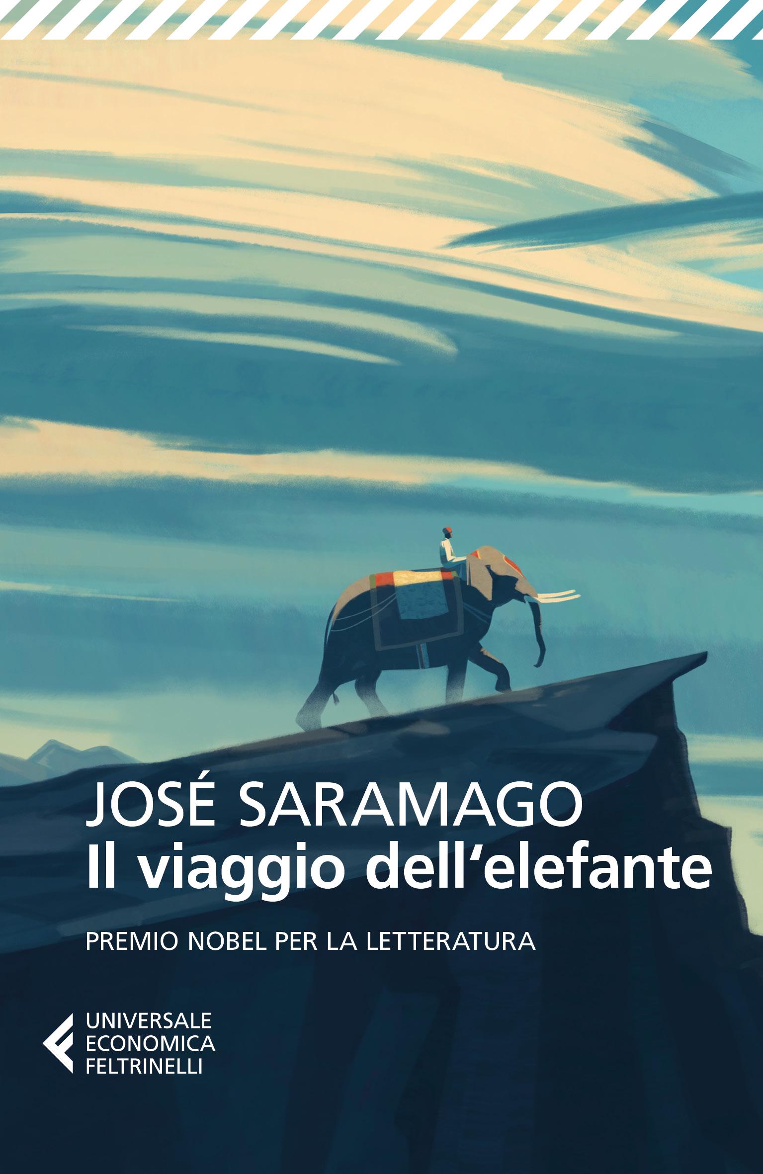 José Saramago Il Viaggio Dellelefante Libro Feltrinelli Editore