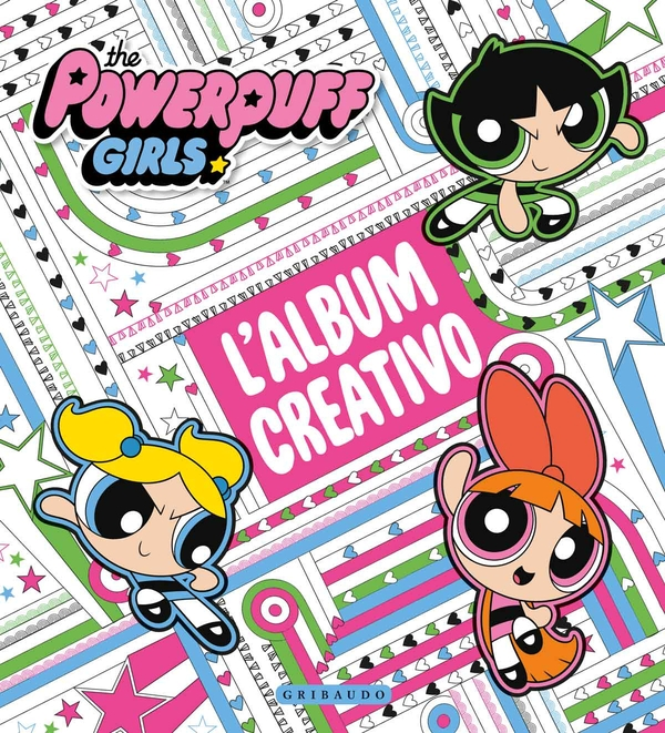The Powerpuff Girls - L'album creativo
