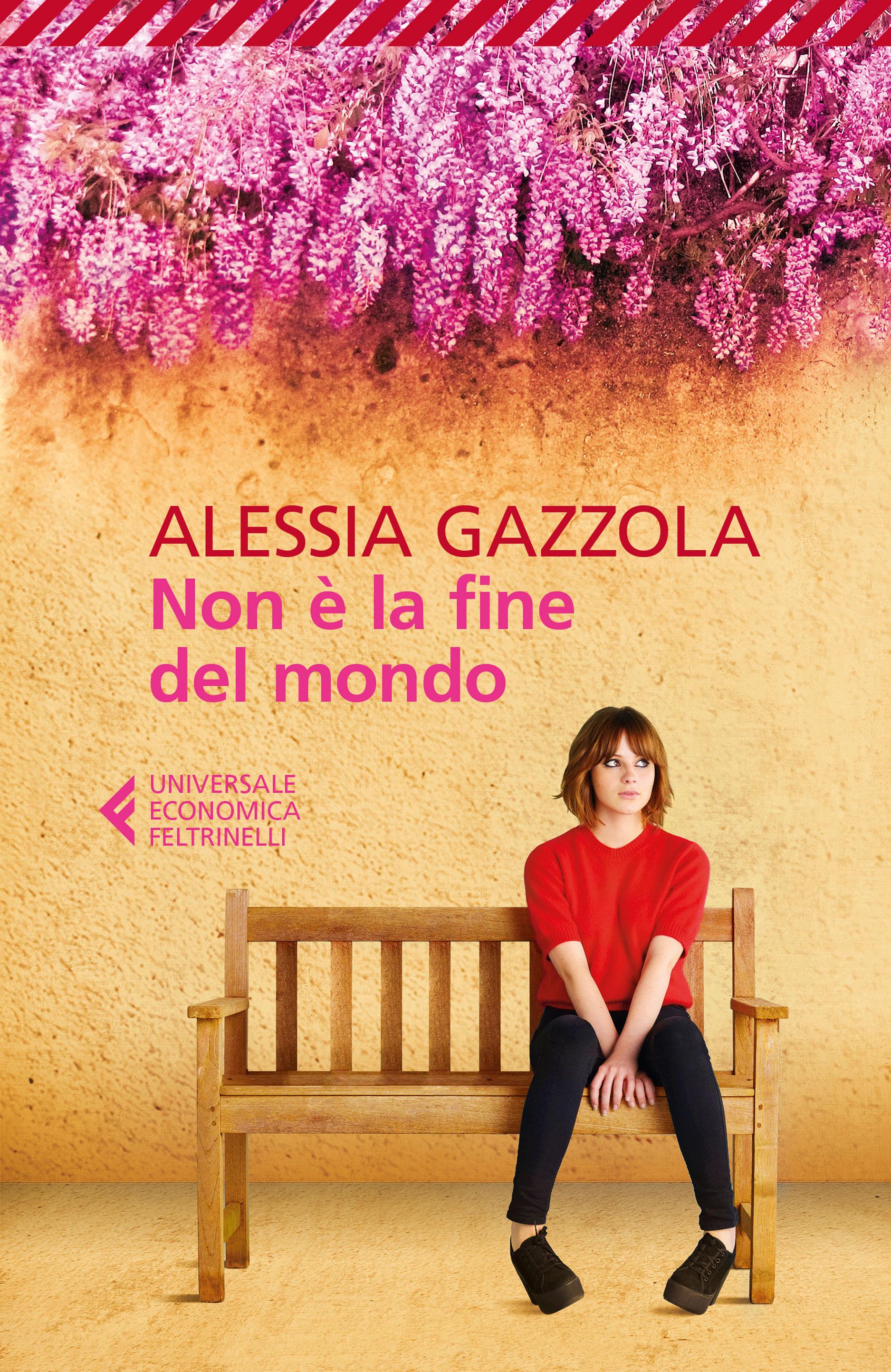 ALESSIA GAZZOLA: NON E' LA FINE DEL MONDO