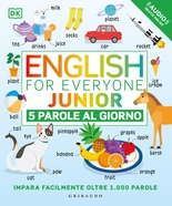 English For Everyone Junior - 5 parole al giorno