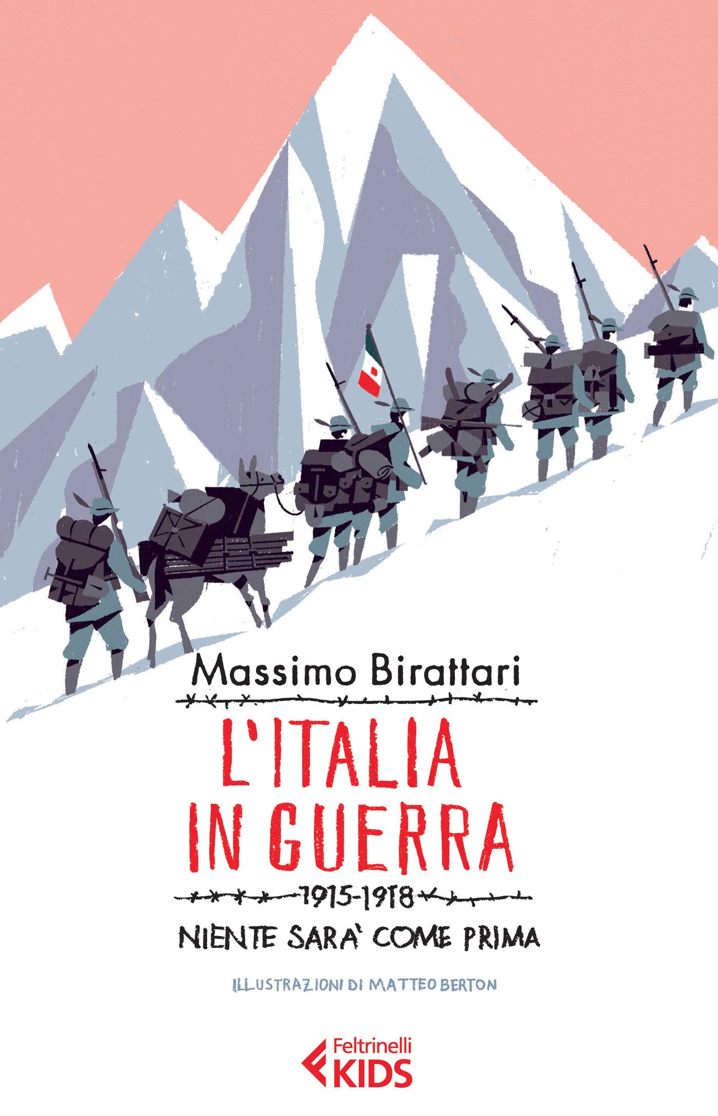 Risultati immagini per massimo birattari, l'italia in guerra