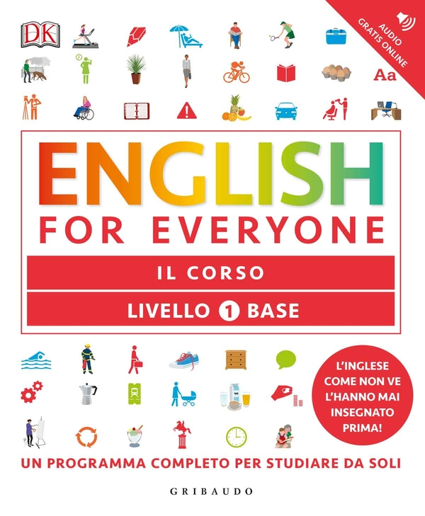 English for everyone - Livello 1 base - Il corso