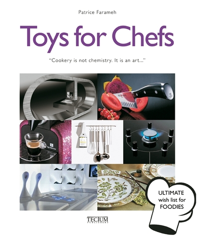 Toys for chefs (gb/fr/d)