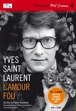 Yves Saint Laurent, l'amour fou (DVD)