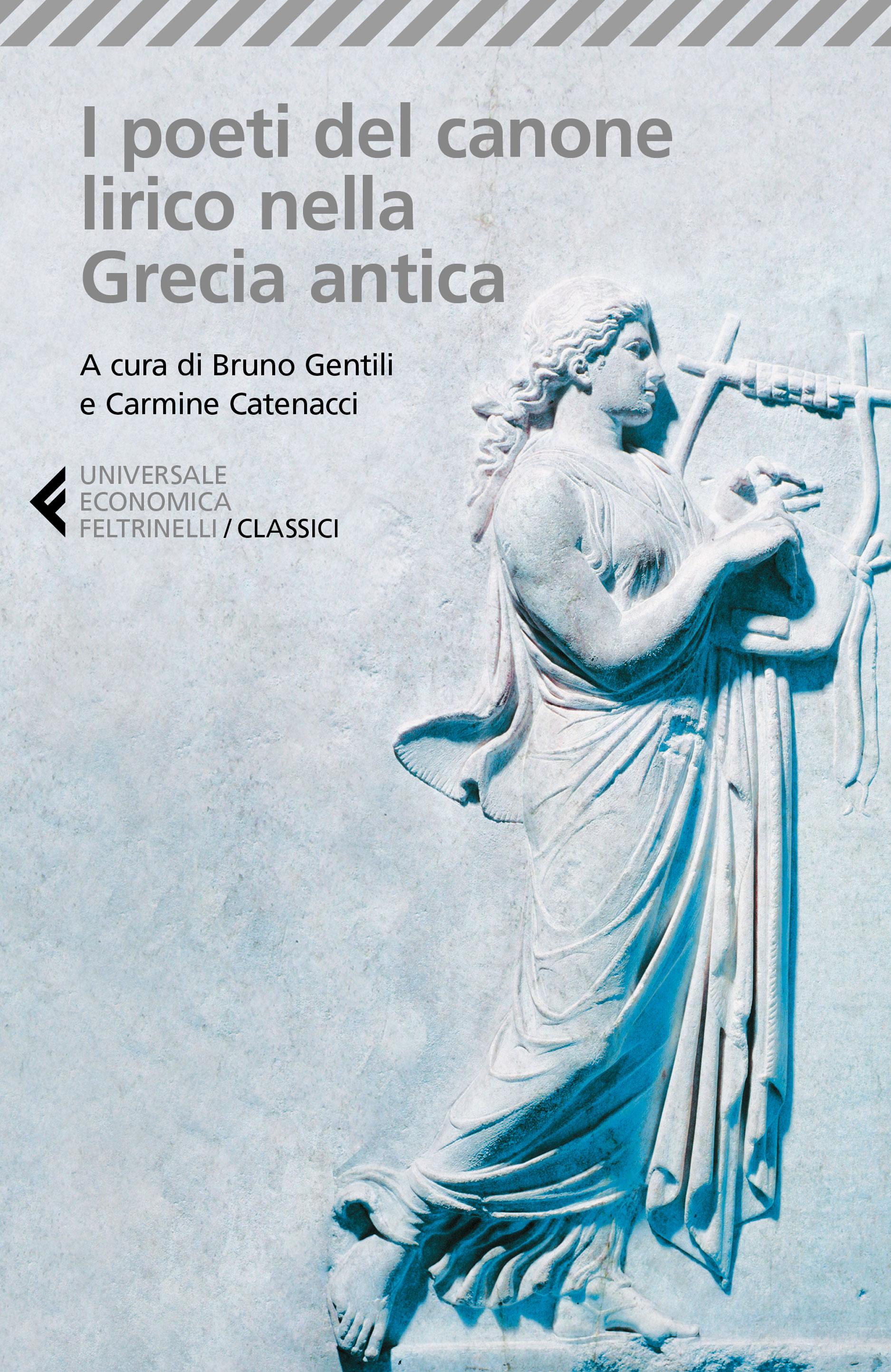 I poeti del canone lirico nella Grecia antica