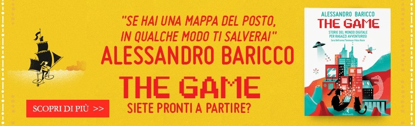 Alessandro Baricco<BR>The Game
