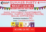 Feltrinelli Comics Summer Party