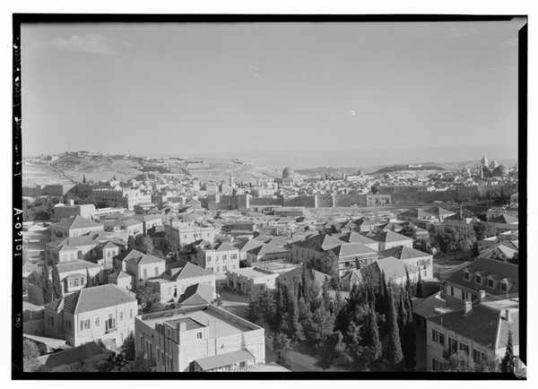 © G. Eric and Edith Matson Photograph Collection. American Colony (Jerusalem). Photo Dept