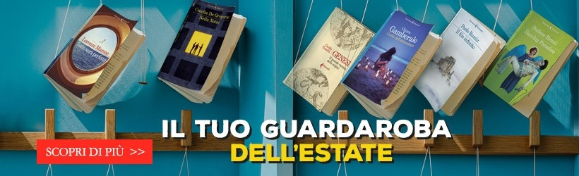 Il tuo guardaroba<BR>dell'estate