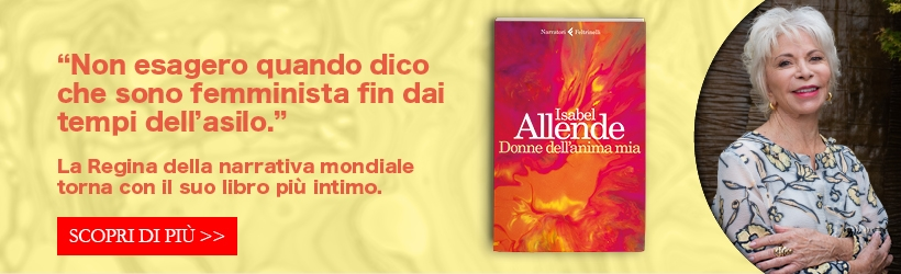 Isabel Allende<BR>Donne dell'anima mia